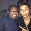 Jason Jam & Ricky Norwood @Groove Odyssey 5th Birthday Party ican Studios 08-11-2015